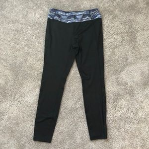 Layer 8 Performance Black Leggings